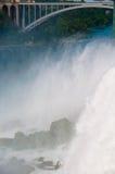 La potencia de Niagara Falls Fotos de archivo