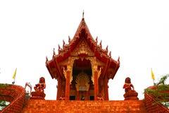 La poterie de terre d'église de temple image stock