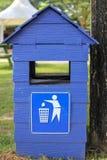 La poubelle Images libres de droits