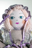 La poupée de chiffon Photo stock