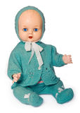la poupée a façonné vieux photographie stock libre de droits