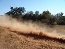 La poussière Image stock