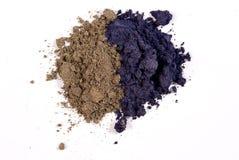 La poussière cosmétique image stock