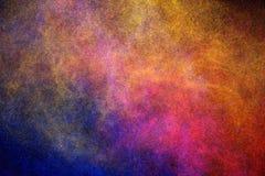 La poussière d'étoile Image stock