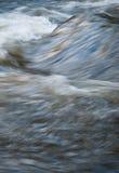 La precipitación del río Imagen de archivo