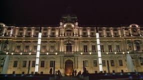 La prefectura del edificio de Marsella en Francia Imagen de archivo libre de regalías