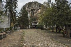 La prehistoria del monasterio foto de archivo