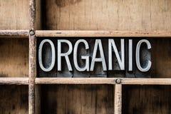 La prensa de copiar orgánica mecanografía adentro el cajón imágenes de archivo libres de regalías