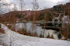 La presa - Krimov Foto de archivo libre de regalías