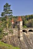 La presa Les Kralovstvi Imágenes de archivo libres de regalías