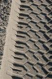 La presse de pneu Image stock