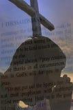 La prière de Mans de la gratitude Photo stock