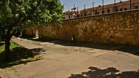 La prigione storica di Sinope era una prigione statale situata nell'interno della fortezza in Sinope, Turchia di Sinope