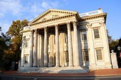 La prima Banca degli Stati Uniti Fotografie Stock