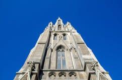 La prima chiesa di Otago a Dunedin, Nuova Zelanda Fotografia Stock Libera da Diritti