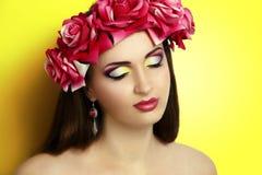 La primavera florece día de la mujer Foto de archivo libre de regalías