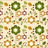 La primavera inconsútil florece la floración -2 Imágenes de archivo libres de regalías