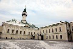La primera mezquita de la catedral en Kazán, construido en 1766-1770 por Cathe fotografía de archivo