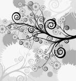 La priorità bassa astratta della natura, natura fiorisce Immagini Stock