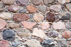 la priorità bassa colora la parete di pietra del grunge Fotografie Stock Libere da Diritti