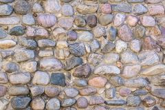 la priorità bassa colora la parete di pietra del grunge fotografia stock libera da diritti