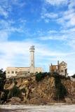 La prison d'Alcatraz à San Francisco, Etats-Unis images stock