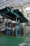 La produzione del carro armato Fotografia Stock