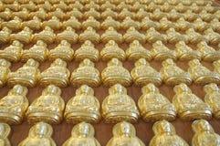 La profondeur de l'image de Bouddha Photo stock
