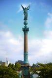 La 'promenade' de Langelinie en Copenhague, Dinamarca Imagen de archivo libre de regalías