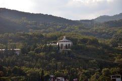 La 'promenade' de Yalta Imagen de archivo libre de regalías