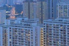 La proprietà di Hong Kong dell'osteria Fotografia Stock Libera da Diritti