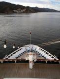 La proue du bateau Images stock