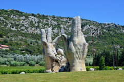 La Provence Photo stock