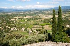 La Provence - la France Photo stock