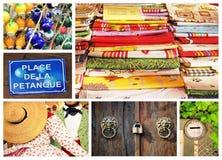 La Provenza, sud della Francia Fotografia Stock
