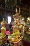 La provincia de Phetchaburi, Tailandia tiene Wat Mahathet es antigua durante 200 años Fotos de archivo libres de regalías