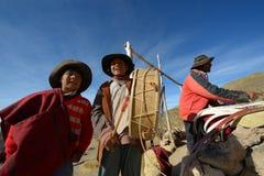 La provincia di Salta circonda Jujuy fotografia stock libera da diritti
