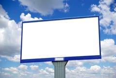 la publicité du panneau-réclame photos stock