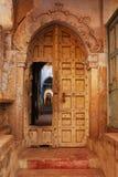 La puerta Fotografía de archivo