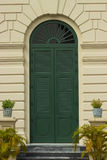 La puerta Imagen de archivo libre de regalías