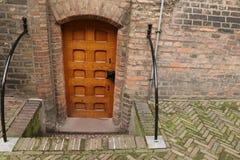 La puerta Foto de archivo