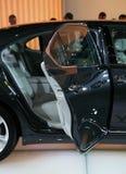 La puerta abierta del coche Foto de archivo libre de regalías