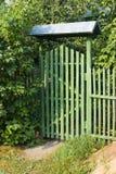 La puerta cerrada Fotos de archivo