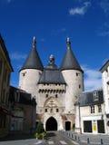 La puerta de Craffe, Nancy, Francia Imagenes de archivo