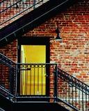 La puerta de oro foto de archivo libre de regalías