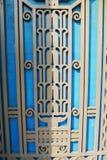 La puerta decorativa fotos de archivo libres de regalías