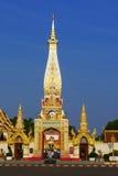La puerta del budista de la pagoda Imagenes de archivo