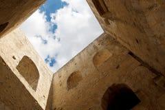 La puerta del Santo-Jean Imagen de archivo
