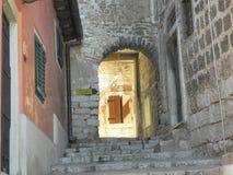 La puerta a otro mundo Imagen de archivo