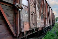 La puerta sellada Fotografía de archivo